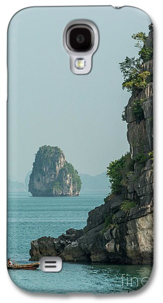 Fishing Boat 2 Galaxy S4 Case by Werner Padarin