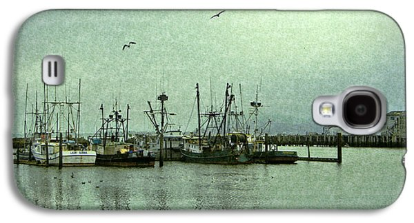 Fishing Boats Columbia River Galaxy S4 Case