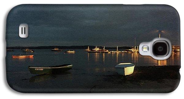 Fishing Boats Galaxy S4 Case