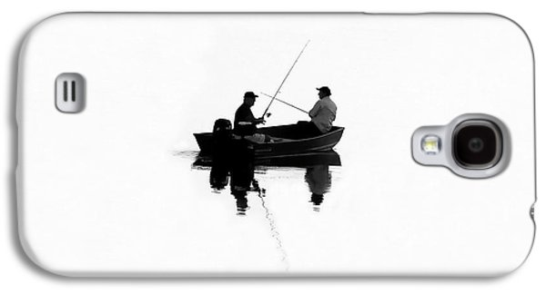 Fishing Buddies Galaxy S4 Case
