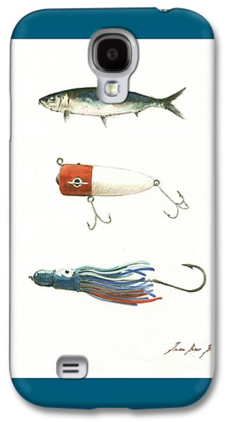 Fishing Lures Galaxy S4 Case