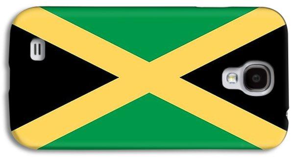 Flag Of Jamaica Galaxy S4 Case