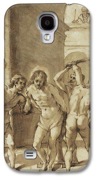 Flagellation Of Christ Galaxy S4 Case