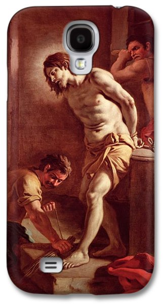 Flagellation Of Christ Galaxy S4 Case by Pietro Bardellini