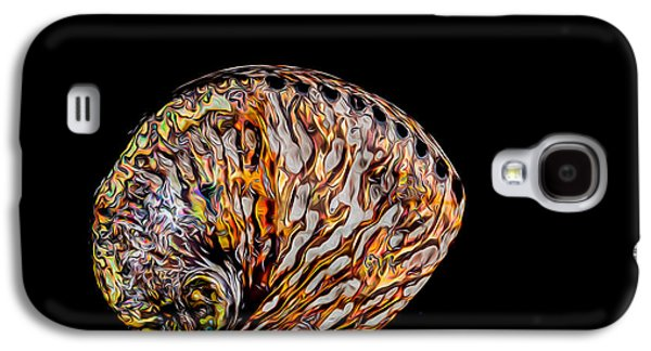 Flame Abalone Galaxy S4 Case