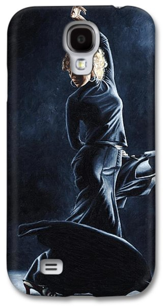 Flamenco Dexterity Galaxy S4 Case by Richard Young