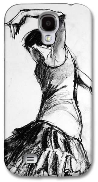 Flamenco Sketch 2 Galaxy S4 Case