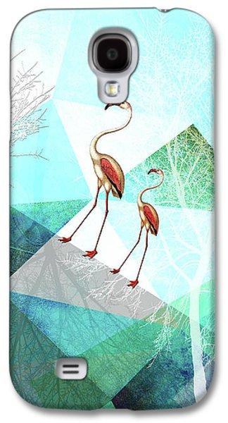 Flamingo P20 Galaxy S4 Case