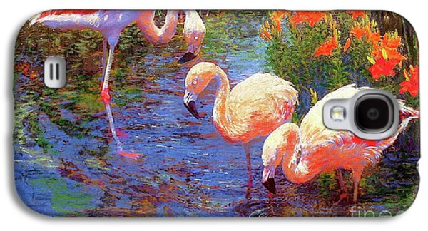 Flamingos, Tangerine Dream Galaxy S4 Case