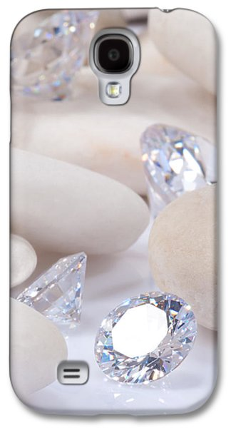 Flashing Diamond Galaxy S4 Case
