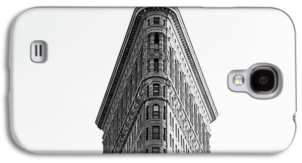 Flat Iron Building Galaxy S4 Case by MGL Meiklejohn Graphics Licensing