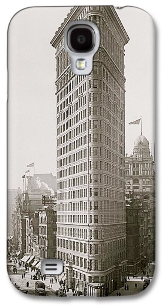 Flatiron Building Galaxy S4 Case by American School