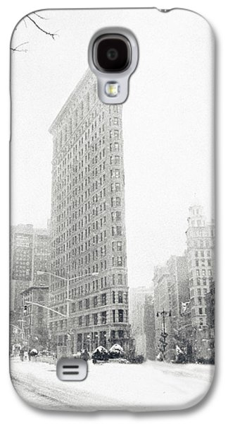 Flatiron In Winter Galaxy S4 Case by Jessica Jenney