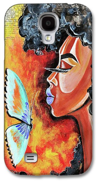 Galaxy S4 Case - Flawed by Artist RiA