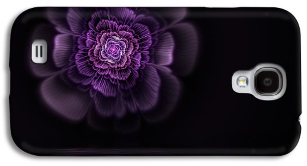 Fleur Galaxy S4 Case by John Edwards