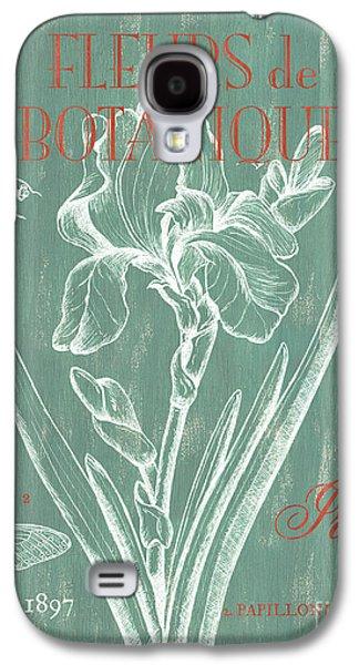 Fleurs De Botanique Galaxy S4 Case by Debbie DeWitt