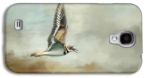 Flight Of The Killdeer Galaxy S4 Case by Jai Johnson