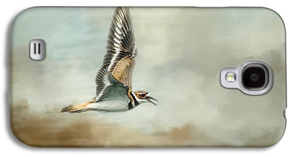 Killdeer Galaxy S4 Case - Flight Of The Killdeer by Jai Johnson