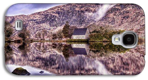 Floating Mirror Galaxy S4 Case by Joe Ormonde