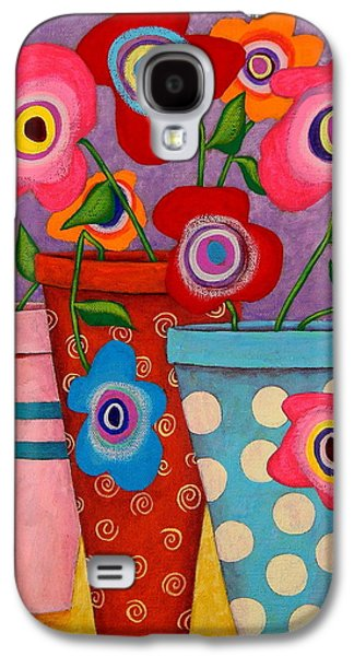 Floral Happiness Galaxy S4 Case