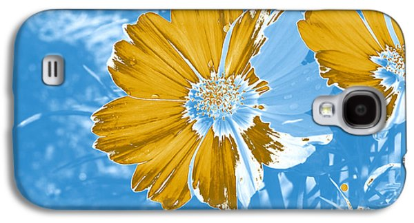 Floral Impression Galaxy S4 Case