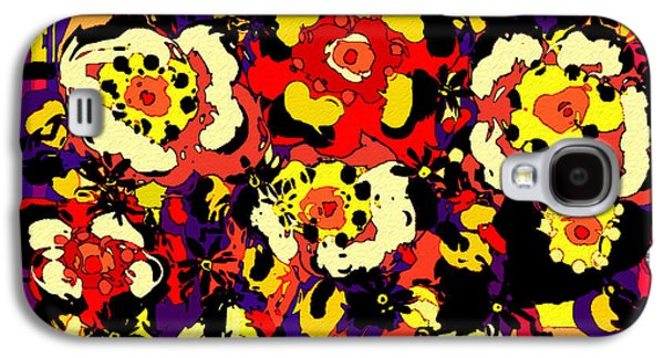 Floral Splendor Galaxy S4 Case