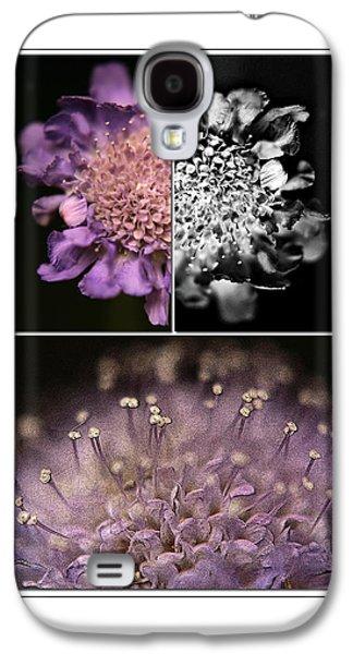 Floralicious  Galaxy S4 Case by Bonnie Bruno