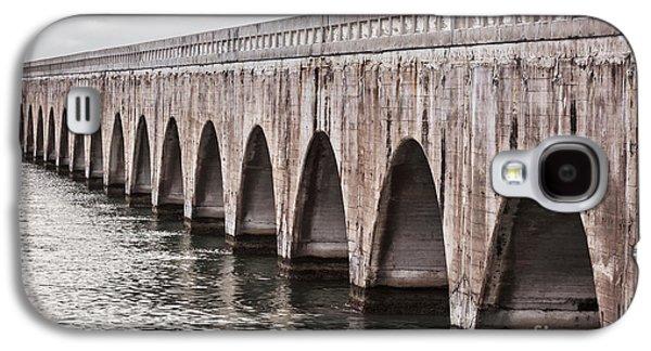 Florida Keys East Coast Railway Galaxy S4 Case by Elena Elisseeva