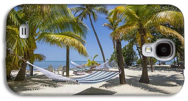 Florida Keys Heavenly Place Galaxy S4 Case by Melanie Viola