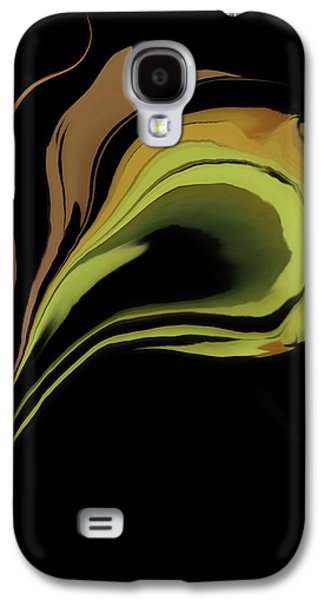 Flower Abstract Galaxy S4 Case by Art Spectrum