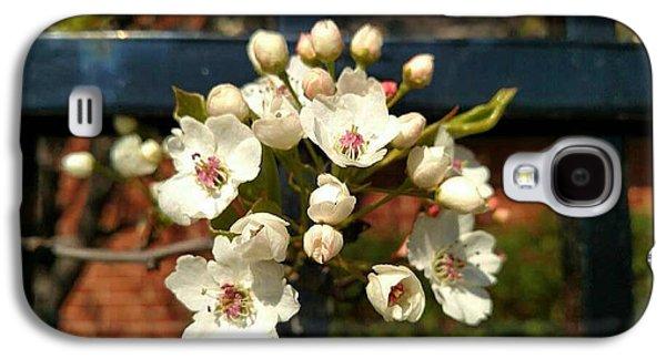Flower Art Galaxy S4 Case