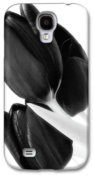 Flower Fashion Galaxy S4 Case by Wim Lanclus