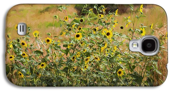 Flower Or Weed? Galaxy S4 Case by Jon Burch Photography
