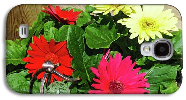 Flower Porch Galaxy S4 Case