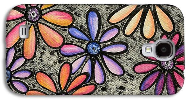 Flower Series 4 Galaxy S4 Case