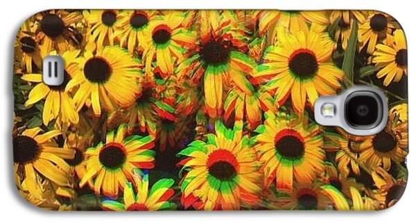 Flower Trip Galaxy S4 Case
