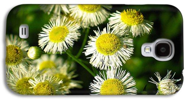 Flowers Galaxy S4 Case