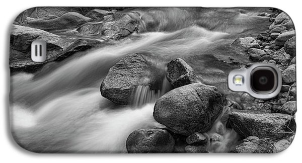 Flowing Rocks Galaxy S4 Case by James BO Insogna