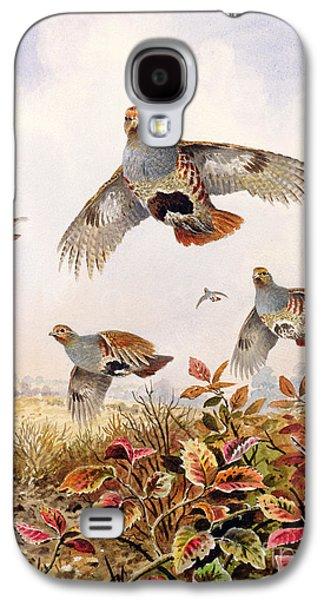 Flushed Partridges Galaxy S4 Case