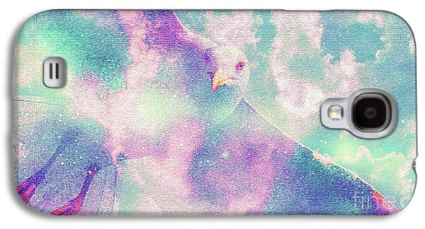 Fly Away Galaxy S4 Case by Elizabeth McTaggart