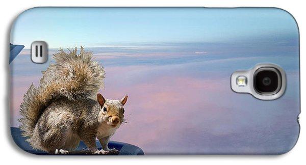 Flying Squirrels Galaxy S4 Case by Deb Breton
