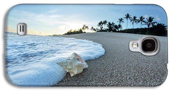Foam Meets Shell Galaxy S4 Case