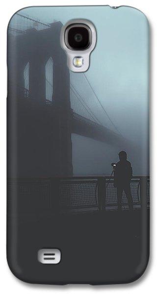 Bridges Galaxy S4 Case - Fog Life  by Anthony Fields