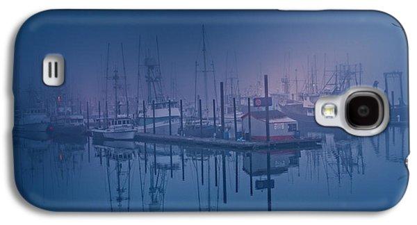 Foggy Bay Front Galaxy S4 Case