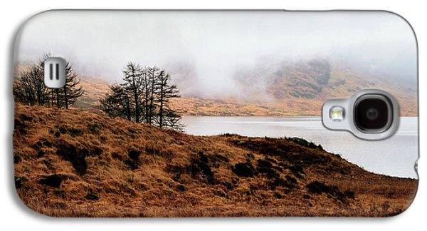 Foggy Day At Loch Arklet Galaxy S4 Case