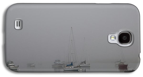 Waiting Out The Fog Galaxy S4 Case