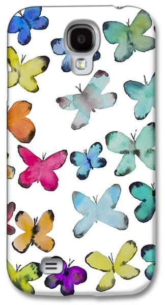 For A Friend Galaxy S4 Case by Roleen  Senic