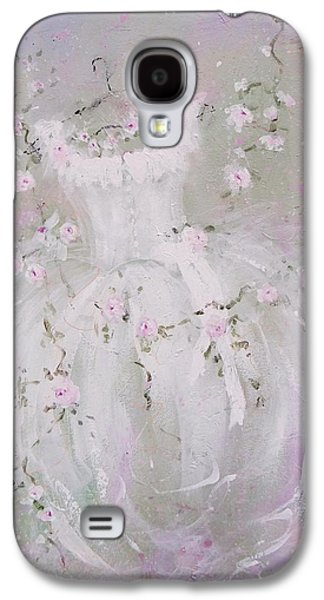 For Ava Galaxy S4 Case by Laura Lee Zanghetti
