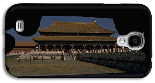 Forbidden City, Beijing Galaxy S4 Case by Travel Pics