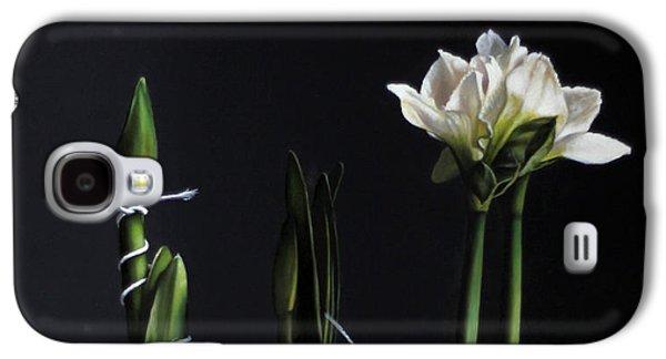 Forcing Amaryllis Galaxy S4 Case